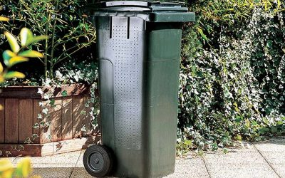 Vente de bacs de déchets verts