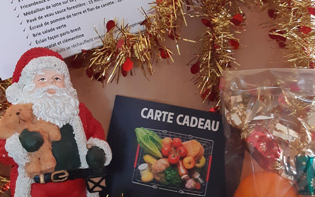 Repas de Noël des Ainés